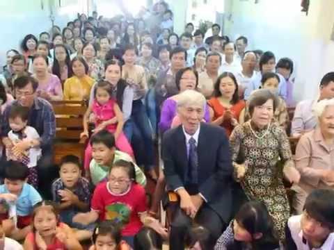 Hội Thánh Tin Lành Bình Thới - Chúc mừng Giáng sinh 2014