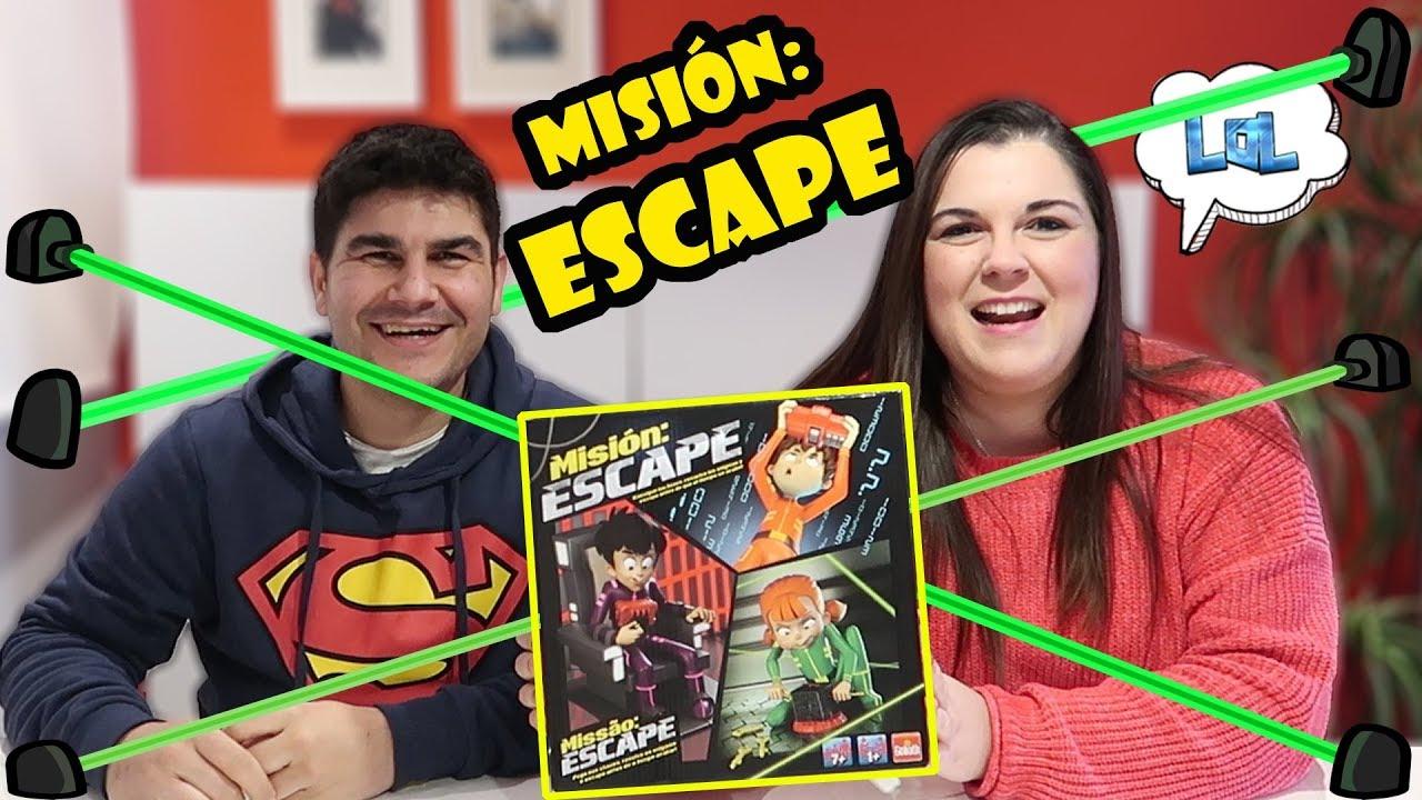 Mision Escape Juego Opinion Goliath Juego De Mesa Operacion