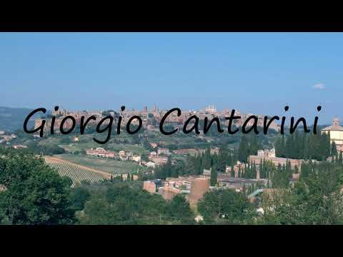 How to Pronounce Giorgio Cantarini?