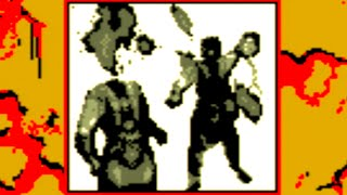 Mortal Kombat 4 - All Fatalities Game Boy Color