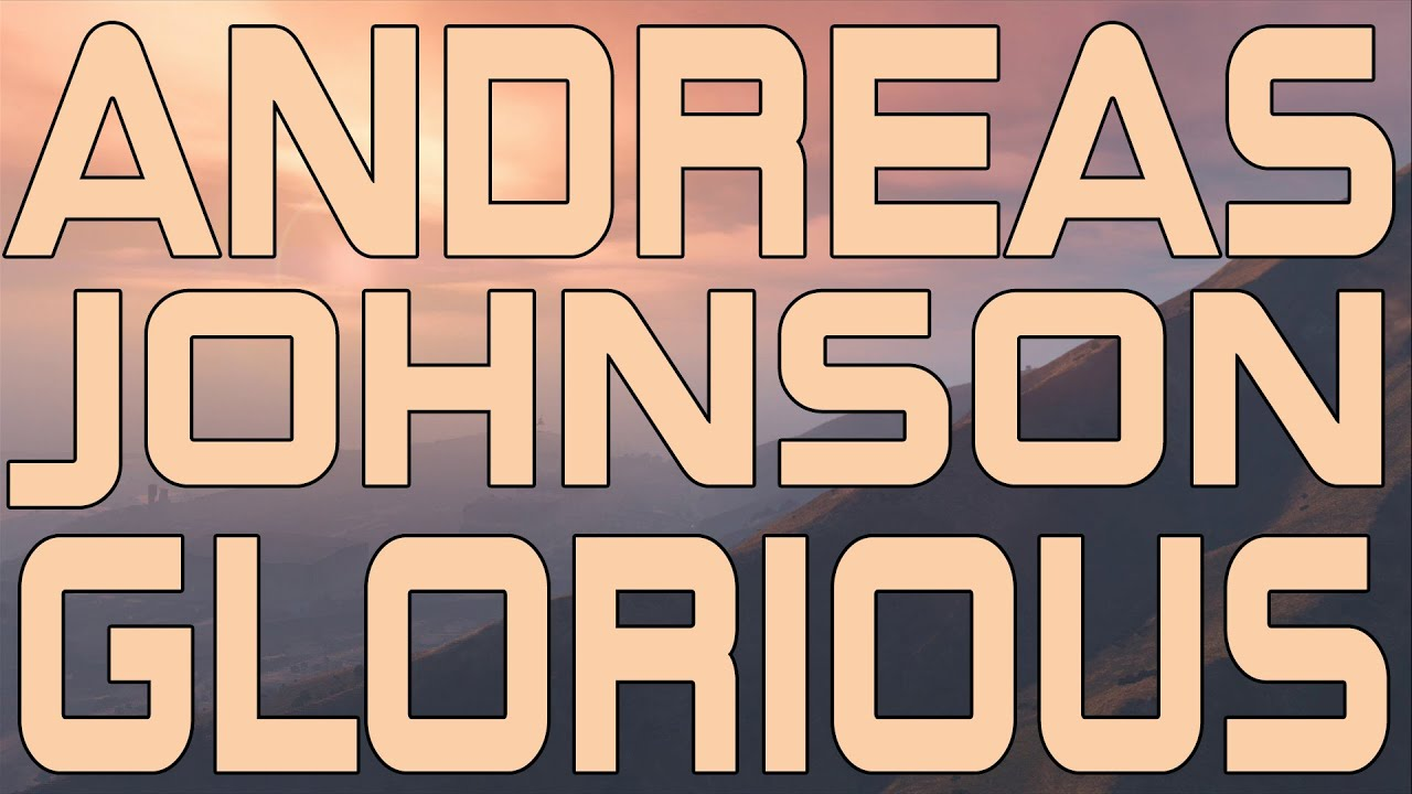 Andreas Johnson: Glorious (Instrumental Cover)