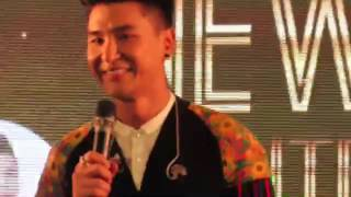 31.12.2016 陳展鵬跟fans互動 Ruco Chan interacts with fans