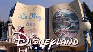 Disneyland Paris - Attraction Le Pays des Contes de Fées (Complete Ridethrough) HD