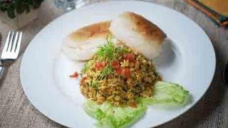 Anda Bhurji - Gurdip Punjj - All 'Bout Cooking