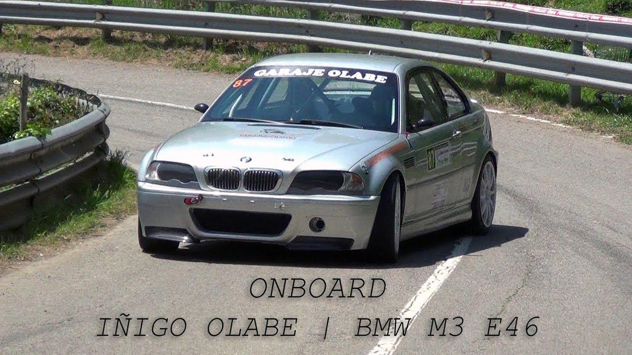 Onboard Inigo Olabe Bmw M3 E46 Subida Al Fito 2018 Asturacing