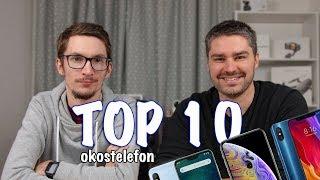 TOP 10 okostelefon 2018-ban!