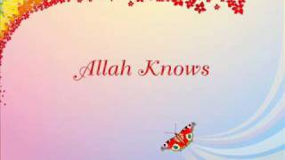 Zain Bhikha / Allah Knows / A Child
