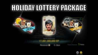 I PACKED GEORGE BEST WL +2!!! HOLIDAY LOTTERY PACKAGE - FIFA ONLINE 3 강화성공! เปิดแพค!