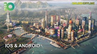 10 Best City BuiĮding Games for iOS and Android ( Online/Offline)