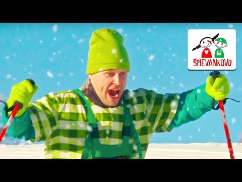 Padá sniežik, padá - SPIEVANKOVO 2