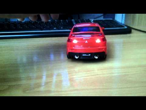 обзор масштабной модели Mitsubishi Lancer