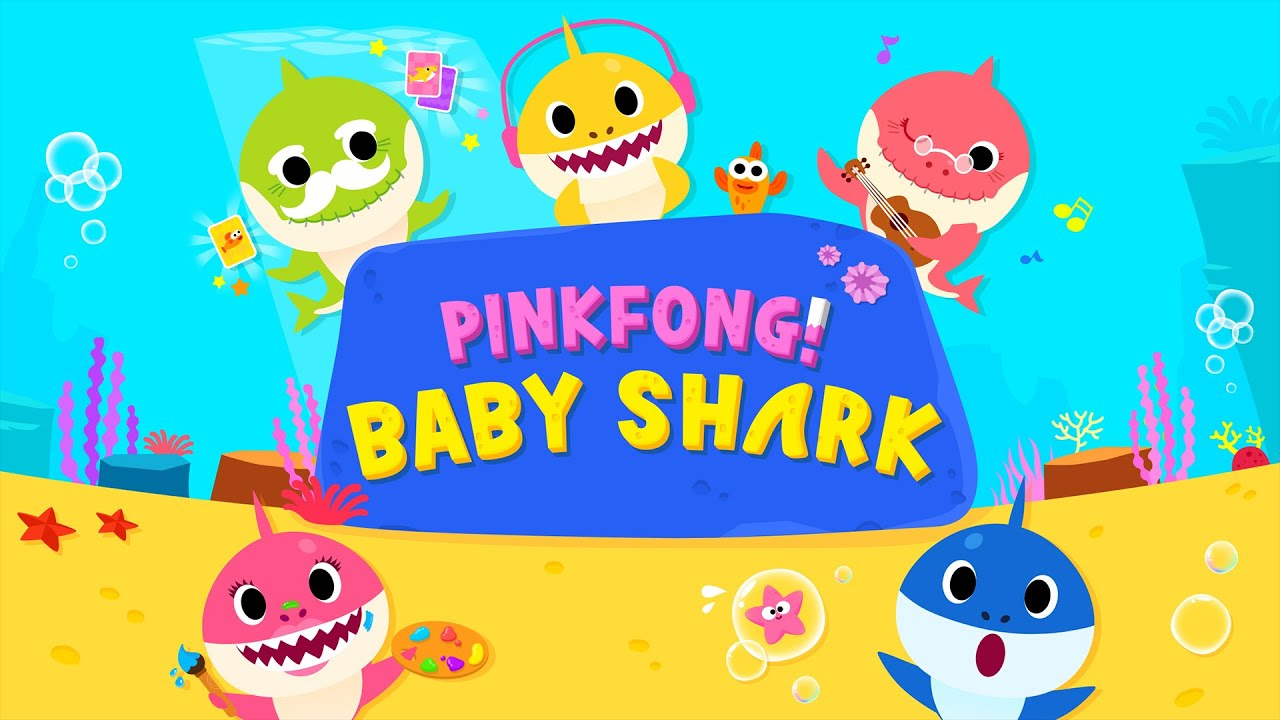 [App Trailer] PINKFONG! Baby Shark - YouTube