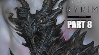 Skyrim Special Edition A BLADE IN THE DARK - Walkthrough Part 8 - PC Gameplay 1080p 60fps