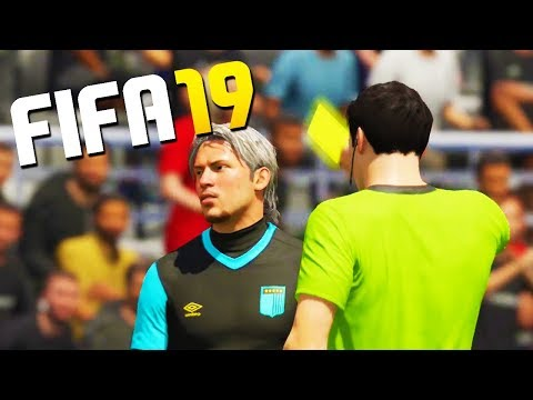 GOALIE PUSHED INTO THE GOAL! - FIFA 19 with The Crew!