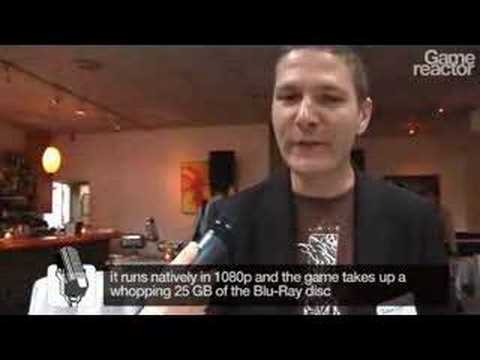 E3 Lair interview by Gamereactor