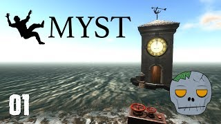 Let's Play MYST - PC Gameplay Part 01 - 25 years in the Making!