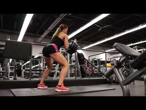 Supersets for Shredding and Sculpting Shoulders, Glutes, Hamstrings - Prep for the Arnold Classic SA