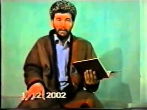 Turkmen wagyz  Atageldi aga Pygamberimiziň soňky wesýetleri