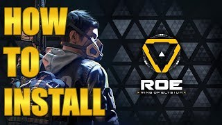 How To Download And Install Ring Of Elysium In English (Outdated)
