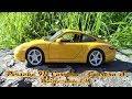 Gift. Regalo. Porsche 911 Carrera. Autos a escala. Colección. Diecast model cars. Entretenimiento.