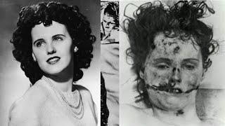 "Most Horrific Unsolved Case The ""Black Dahlia"" Elizabeth Short | iSpookU"