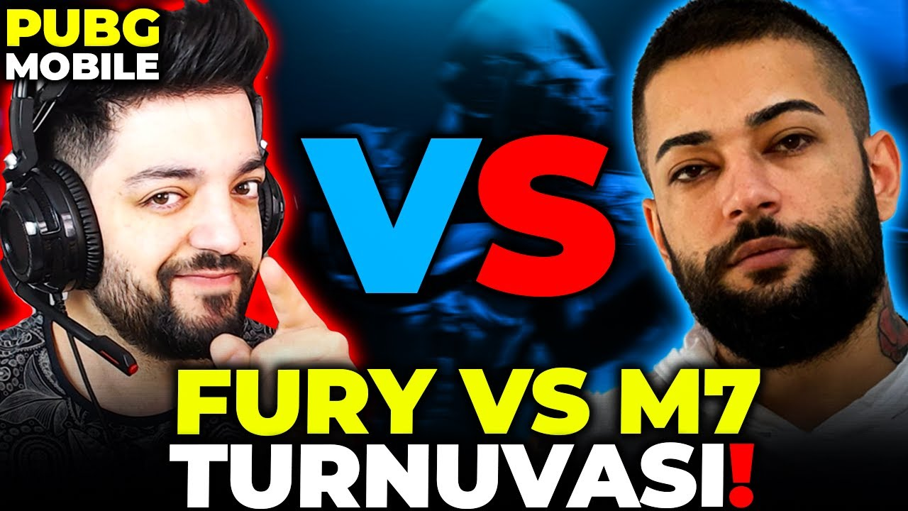 Download FURY VS M7 TURNUVASI !! PUBG Mobile