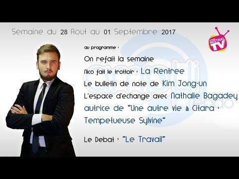 AMPHI Hebdo 05 09 2017
