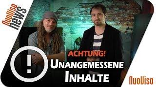 Achtung! Unangemessene Inhalte - NuoViso News #59