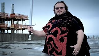 Jack Black sings Game of Thrones Theme (A Cappella)