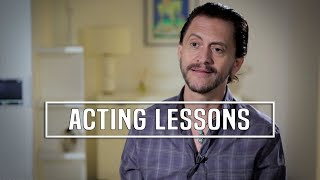 Acting Lessons From Working With Top Talent In Hollywood - Clifton Collins Jr.
