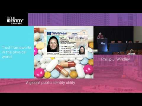 6/20 | A Public, Global Identity Utility | CIS 2017