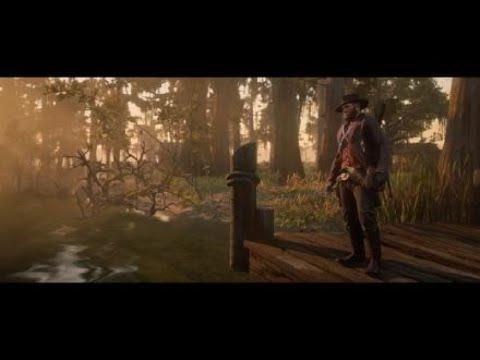 Red Dead Redemption 2- (Spoiler)  Killing Angelo Bronte