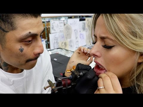Thumbnail: THEY MESSED UP THE TATTOO!!