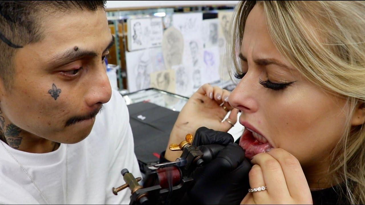 videos Penis tattoo