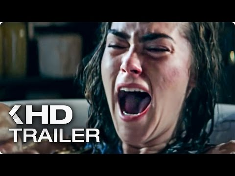 CABIN FEVER Official Trailer (2016)