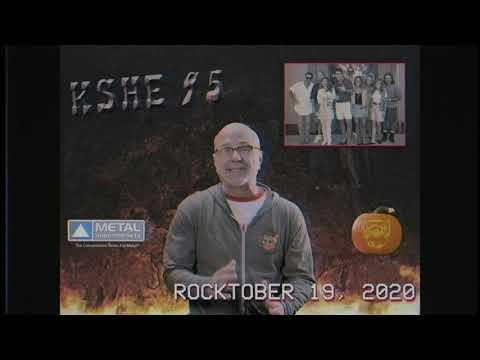 ROCKTOBER 19, 2020 - Van Halen