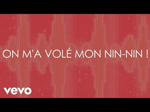 Aldebert - On m'a volé mon nin-nin ! [Video lyrics]