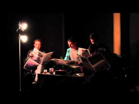 """Square Peg Round Hole - """"Living Room Music"""" by John Cage"""