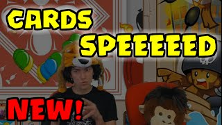 BTD Card Battles - SPEEEED