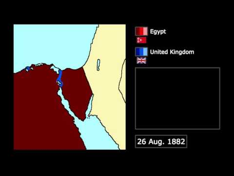 [Wars] The Anglo-Egyptian War (1882): Every Day