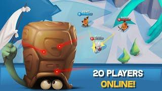 Zooba Fun Game Pubg - Đánh Nhau Với Rùa Mà Ko Đập Được Mai Của Nó Quá Cứng - Top Game Android, Ios