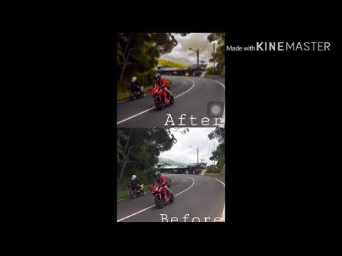 Cara Edit Foto Bokeh Blur Dslr Rapih Ios Dan Android