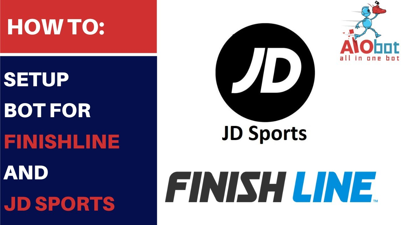 aio bot v2 how to set up tasks for finishline and jd sports youtube aio bot v2 how to set up tasks for finishline and jd sports
