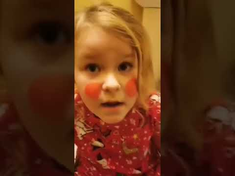 kelly - 6 year old Irish girl hilariously insists on going to the pub