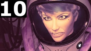 Headlander Part 10 - Walkthrough Gameplay (No Commentary Playthrough) (Steam Action Game 2016)