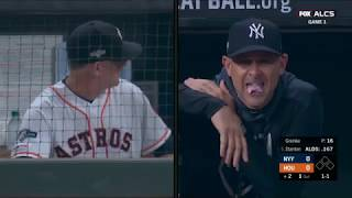 New York Yankees Vs Houston Astros | AlСs 2019 | Game 1