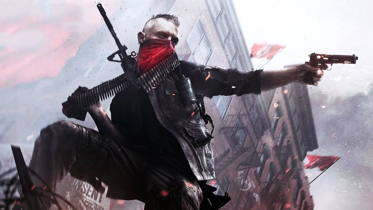 PS20   Homefront The Revolution Trailer