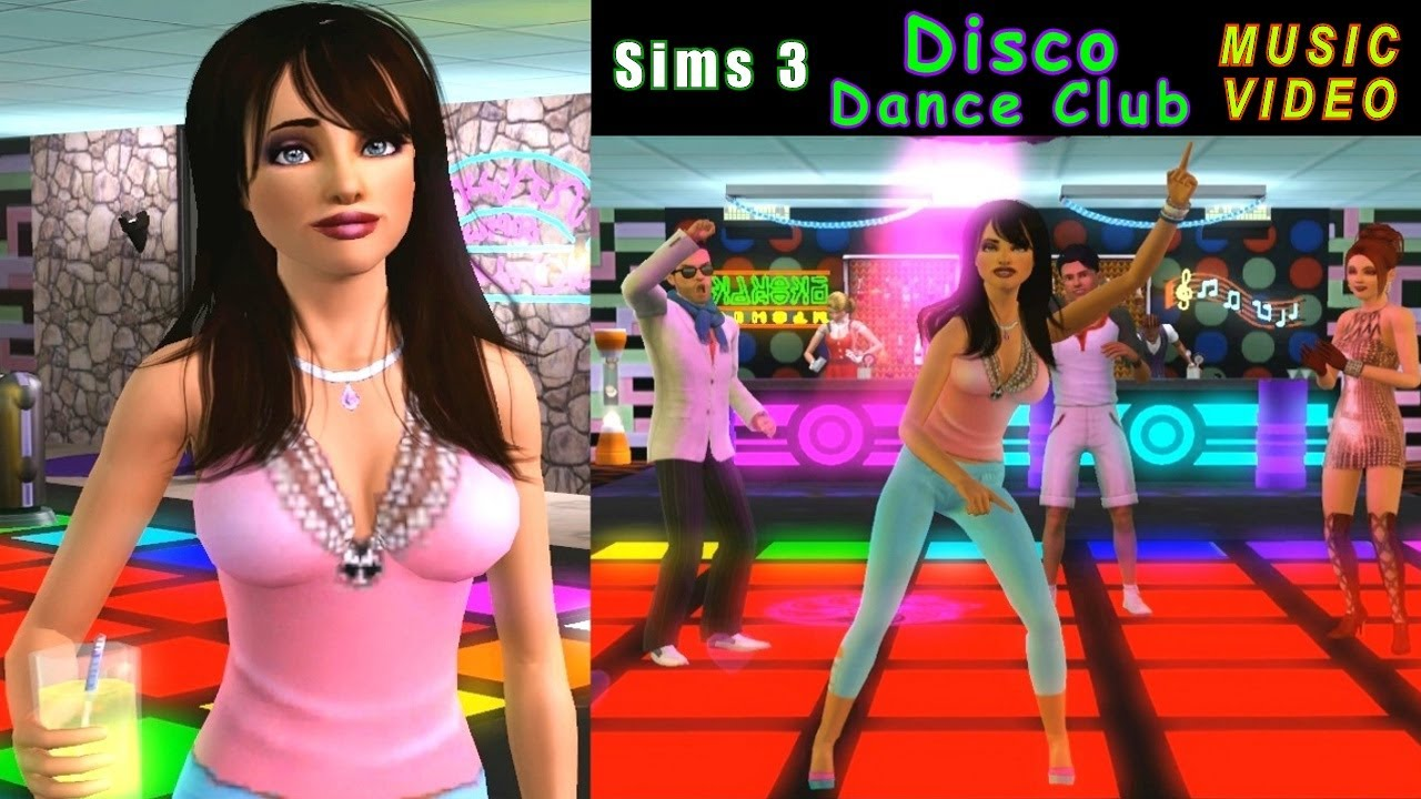 how to make a party fun sims 2