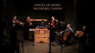 Canon in D, by Johann Pachelbel; Original Version
