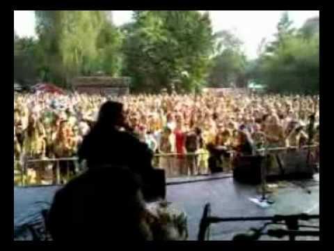 Alejandro Toledo & the Magic Tombolinos - Ostrava Festival 2010